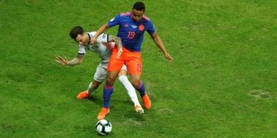 HOY / El colombiano Muriel se pierde lo que resta de la Copa América por lesión