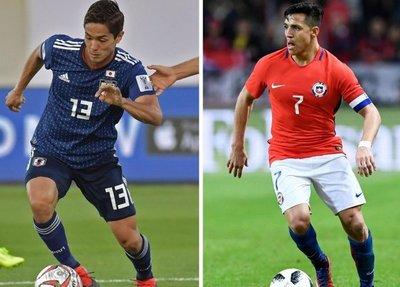 Chile inicia defensa de Copa América