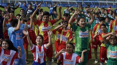 Igualdad, la camiseta de los equipos mixtos en Paraguarí y Guairá