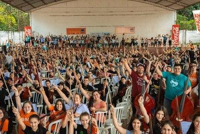 Gran concierto de Sonidos de la Tierra este domingo en Yaguarón