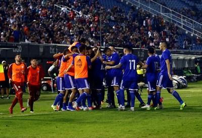 Paraguay tiene equipo confirmado para el debut