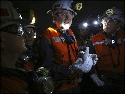 Encuentran fallecido a minero, tras derrumbe en Chile