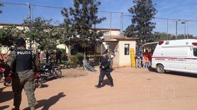 Controlan violento motín que deja nueve fallecidos en San Pedro