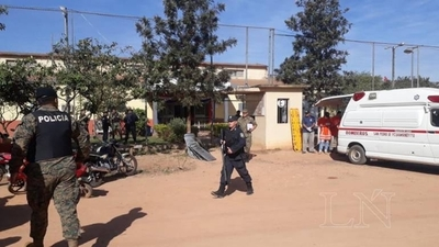 HOY / Degollados y quemados vivos: sangriento amotinamiento en cárcel de San Pedro