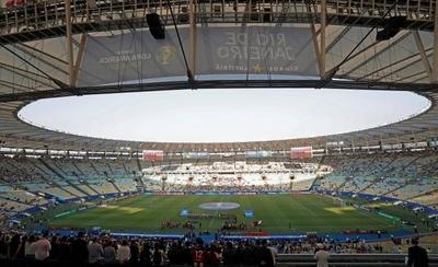 HOY / La Conmebol espera que aumente afluencia de público con el avance del torneo