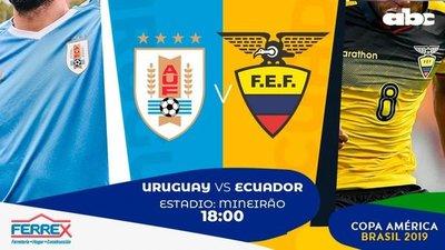 [Minuto a minuto] Uruguay