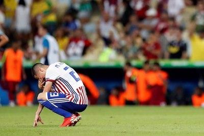 Solo tres victorias de Paraguay en sus últimos 20 juegos