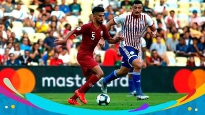 Goles Copa América: Paraguay 2-2 Qatar · Radio Monumental 1080 AM