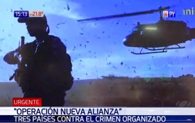 Argentina se une a alianza contra crimen organizado