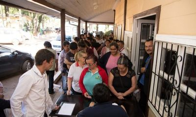 Municipalidad de CDE ahorra Gs. 600 millones con desvinculación de planilleros