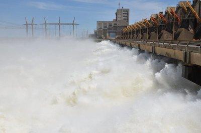 Colapso del sistema eléctrico argentino no afectó a Yacyretá