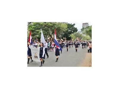 Desfile por la Paz en Trinidad, declarado de interés municipal