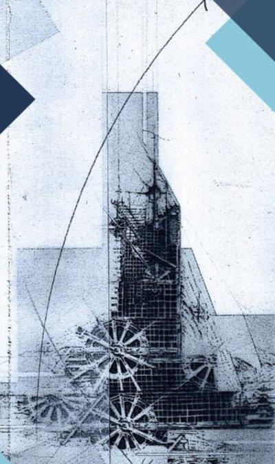 La nave azul, obras de Jenaro Pindú
