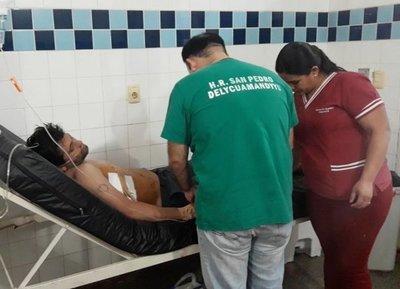 Nueve muertos en la cárcel de San Pedro de Ycuamandyyú