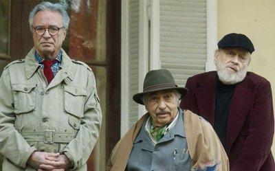 Grandes actores argentinos en una comedia negra
