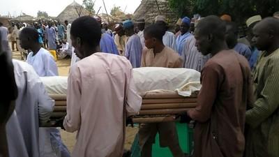 Triple atentado suicida deja 30 muertos y 40 heridos en Nigeria