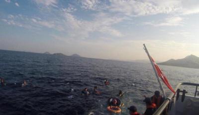 Al menos doce muertos en naufragio de embarcación de migrantes
