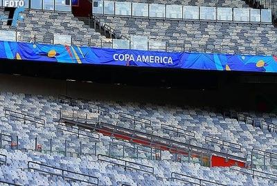 HOY / Alarma en la Copa América por los estadios casi vacíos
