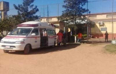 Cuatro heridos graves hospitalizados en Asunción