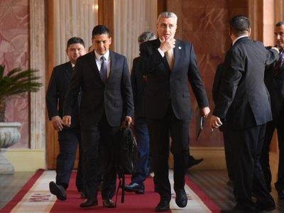 Villamayor anuncia expulsión de presos del PCC con causas pendientes en Brasil