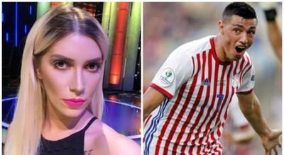 Carmiña Masi Y Su Apoyo Al Futbolista Oscar 'Tacuara' Cardozo