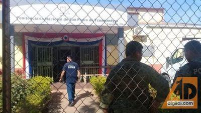 10 fallecidos deja motín en cárcel de San Pedro
