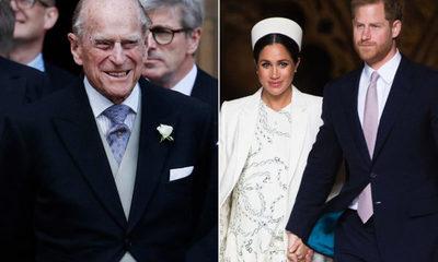 El abuelo del Príncipe Harry aconsejó a su nieto no casarse con Meghan Markle
