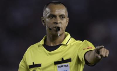 HOY / Juez brasileño para el segundo juego albirrojo