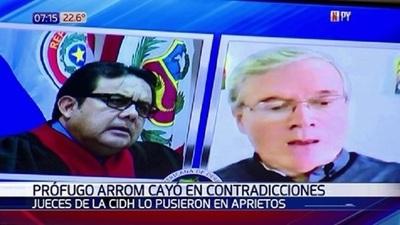 Corte IDH rechaza la demanda de Arrom y Martí