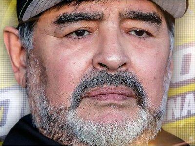 Diego Maradona, durísimo con la Argentina