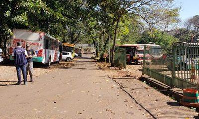 Sacan de circulación 15 buses chatarras