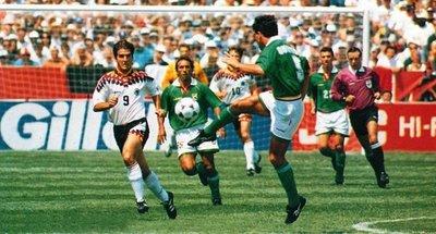 Bolivia recuerda su debut en los Mundiales