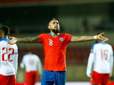 Paso a Paso: Chile vs. Japón