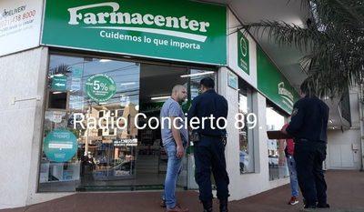 Farmacia se convierte en cliente fiel de delincuentes en CDE