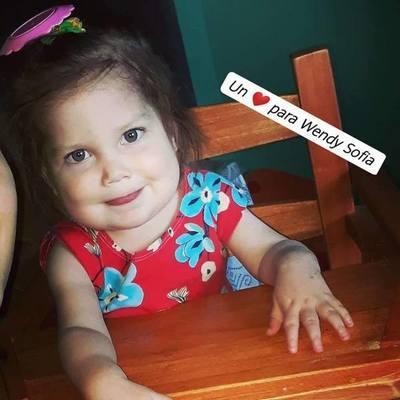 La pequeña Wendy espera por un corazón