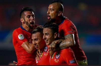 Chile debuta con goleada en Brasil