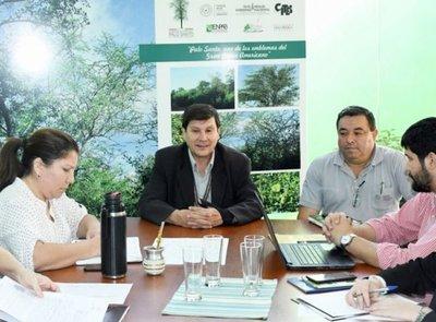 El Mades y el Indert apuran la titulación de áreas protegidas