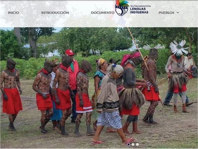 Visibilizan cultura y tradición de 19 pueblos indígenas del país en web