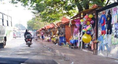 Persiste ocupación ilegal de espacios públicos en el Este
