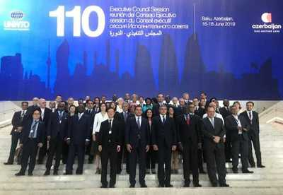 Ministra resalta logros obtenidos en cooperación internacional ante consejo OMT