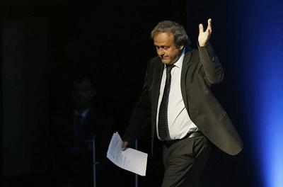 Capturan a Platini por corrupción