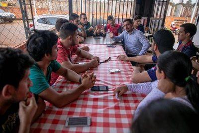 Despedidos de Hoahi S.A. piden ayuda a la Junta Departamental