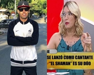 "Carmiña sobre la canción que grabó con Camarasa: ""Nunca vi un peso"""