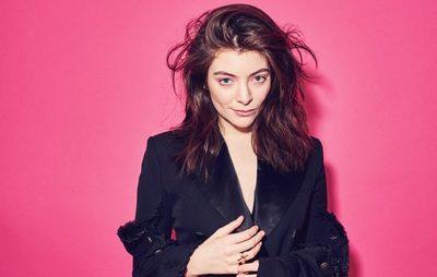 Lorde confirmó que está trabajando en su tercer álbum