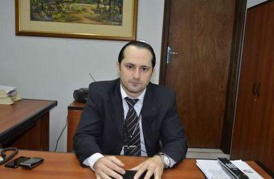 Jalil Rachid confirmado como fiscal de Curuguaty