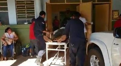 Asesinan de varias puñaladas a recluso en Encarnación
