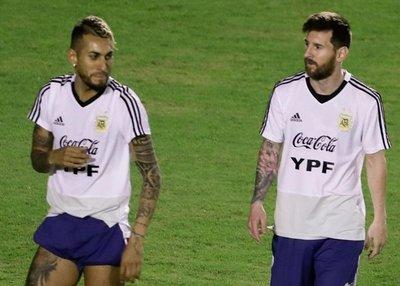 Recuperados y listos para el choque ante Paraguay
