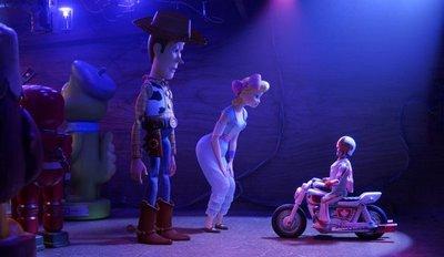 """""""Toy Story"""", una escala que mide la evolución tecnológica de Pixar"""