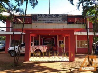 Sorpresivos cambios en altas esferas de la Policía Nacional en Amambay