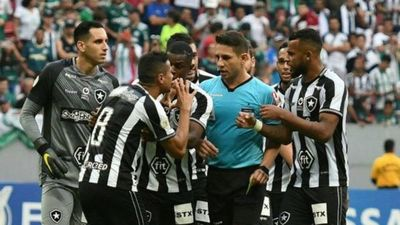 Justicia confirma victoria de Palmeiras